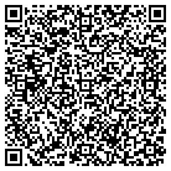 QR-код с контактной информацией организации ИРИС ПЛЮС НУДО