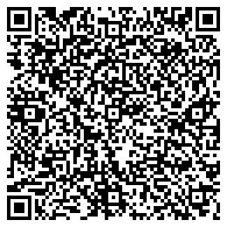 QR-код с контактной информацией организации НГТУ