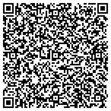 QR-код с контактной информацией организации БЕНЕДИКТ, АНО