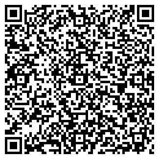 QR-код с контактной информацией организации ОКНО В МИР