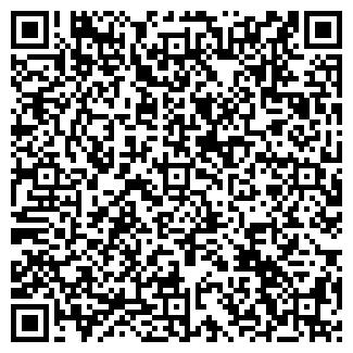 QR-код с контактной информацией организации КОНВЕРСБАНК АО