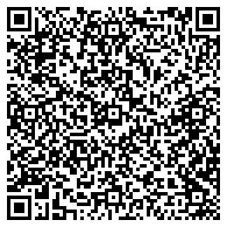 QR-код с контактной информацией организации № 1 ГОРБОЛЬНИЦА