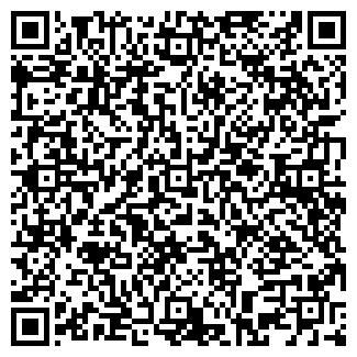 QR-код с контактной информацией организации КВАДРАТ