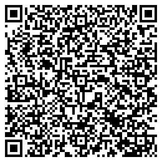 QR-код с контактной информацией организации МАГИСТР