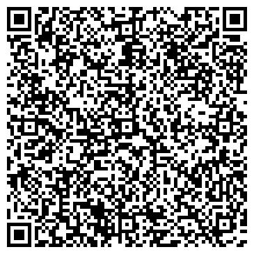 QR-код с контактной информацией организации РУССКАЯ ЛОГИСТИЧЕСКАЯ СЛУЖБА