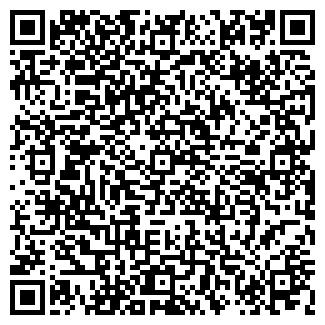 QR-код с контактной информацией организации ЧУДЬ