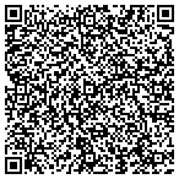 QR-код с контактной информацией организации Барнаульская компания недвижимости