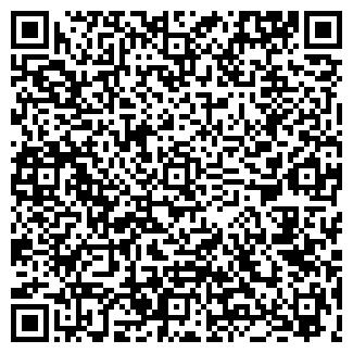 QR-код с контактной информацией организации ГОРОД ПЛЮС