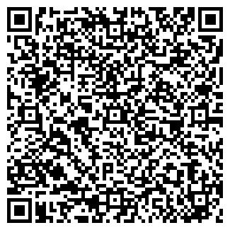 QR-код с контактной информацией организации ООО ПЛЮС-МИНУС
