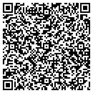 QR-код с контактной информацией организации БАГИНЯ