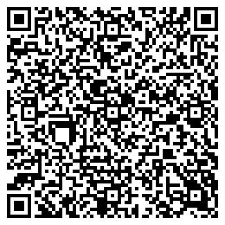 QR-код с контактной информацией организации БАНЯ №3