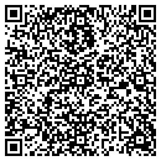 QR-код с контактной информацией организации ЧАС ПИК