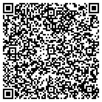 QR-код с контактной информацией организации РУССКИЙ ХОЛСТ