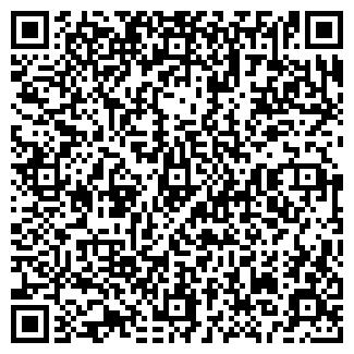 QR-код с контактной информацией организации № 201