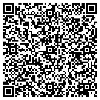 QR-код с контактной информацией организации ВЕТ ПЛЮС