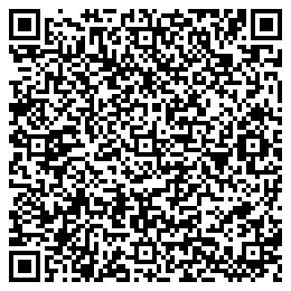 QR-код с контактной информацией организации «Джунгли»