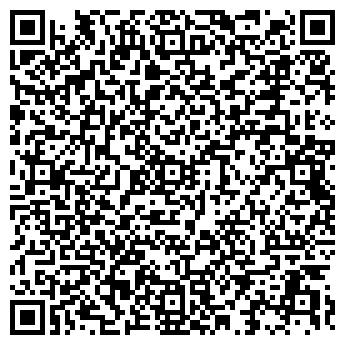 QR-код с контактной информацией организации ДЕТСКИЙ САД №107