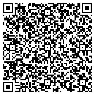 QR-код с контактной информацией организации ОГОНЕК
