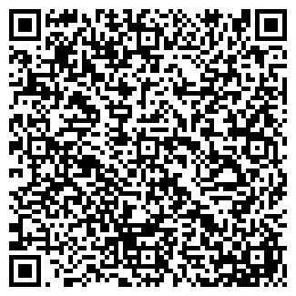 QR-код с контактной информацией организации ПИНГВИН