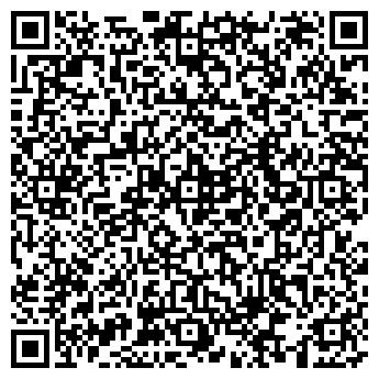 QR-код с контактной информацией организации РЕСТОРАН ВИХРА