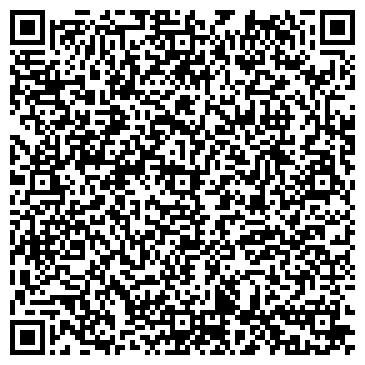 QR-код с контактной информацией организации «Детская художественная школа №2 г. Барнаула»
