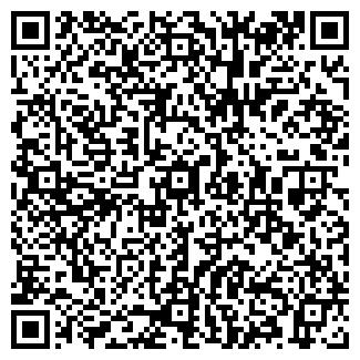 QR-код с контактной информацией организации АВТОМАГАЗИН