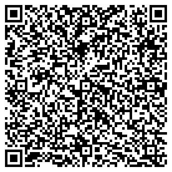 QR-код с контактной информацией организации КОНТРАКТНЫЕ АВТОЗАПЧАСТИ