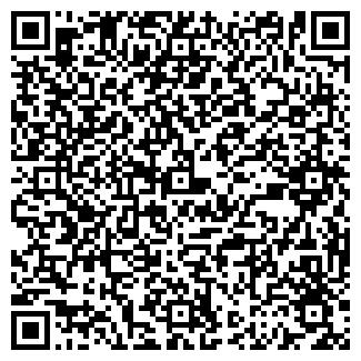 QR-код с контактной информацией организации АВМ СЕРВИС