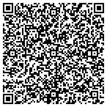QR-код с контактной информацией организации АГЕНТСТВО РЕКЛАМНОЕ ВЕТРАЗИ
