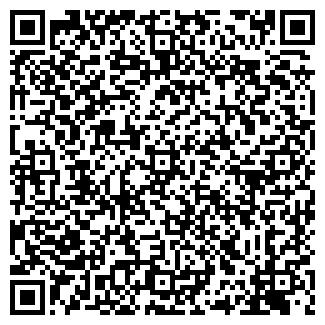 QR-код с контактной информацией организации ВИЗА-ТУР