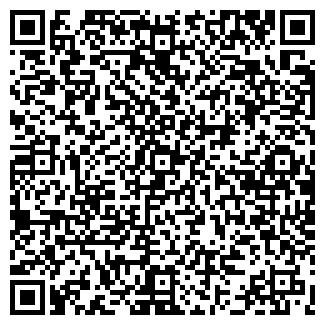 QR-код с контактной информацией организации ЗАО НЕЙРОН