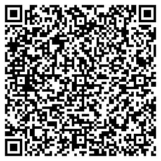 QR-код с контактной информацией организации МЬЮЗИК-ЛЭНД
