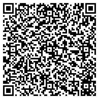 QR-код с контактной информацией организации ООО АЛОМ
