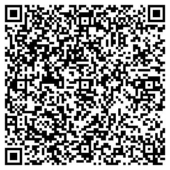QR-код с контактной информацией организации РОСМЕТАЛЛСИСТЕМА