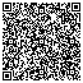 QR-код с контактной информацией организации ШКОЛА УСПЕХА
