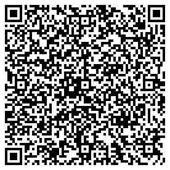 QR-код с контактной информацией организации ИНВИС ИЧП ВАГАНОВЫХ