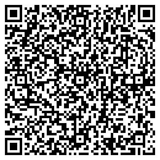 QR-код с контактной информацией организации ПОЛИПРИНТ