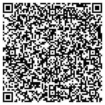 QR-код с контактной информацией организации ОСТРОВ КРАСОТЫ