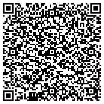 QR-код с контактной информацией организации КЛУБ ЗНАКОМСТВ