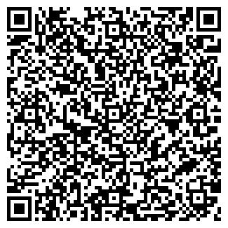 QR-код с контактной информацией организации ТРИЭМ ООО