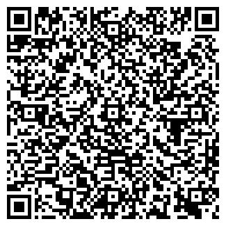 QR-код с контактной информацией организации АЭРОКЛУБ