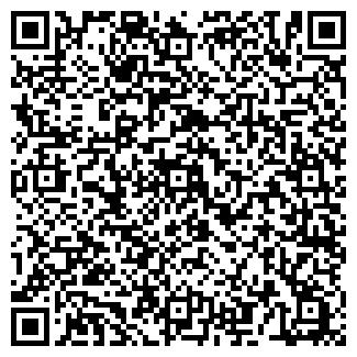 QR-код с контактной информацией организации ШАХМАТНЫЙ КЛУБ