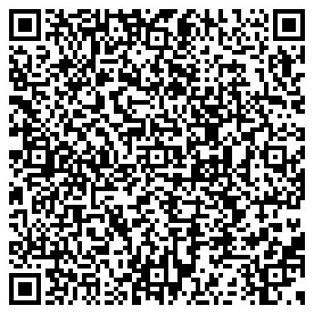 QR-код с контактной информацией организации ДВОРЕЦ ЗРЕЛИЩ И СПОРТА
