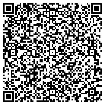 QR-код с контактной информацией организации ГОСТИНИЦА РУСЬ