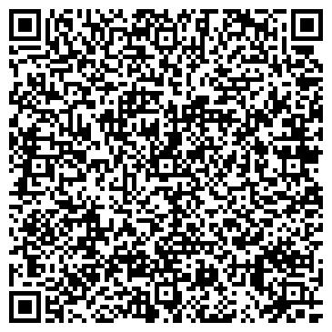 QR-код с контактной информацией организации ВСЕРОССИЙСКОЕ ОБЩЕСТВО ГЛУХИХ