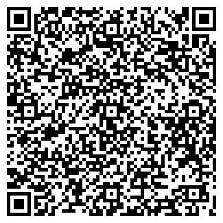 QR-код с контактной информацией организации АНАЭЛЬ