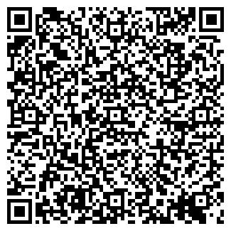 QR-код с контактной информацией организации ФОТОКЛУБ