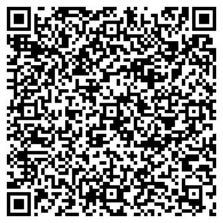 QR-код с контактной информацией организации КОММАНДОС
