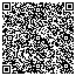 QR-код с контактной информацией организации КОНЦЕНТ КЛАБ