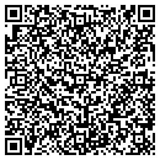QR-код с контактной информацией организации МИСТЕР Х